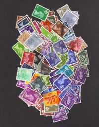100 different Scotland packet